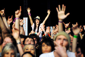Splendour in the Grass moves to Woodford for 2010